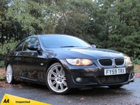 USED 2010 59 BMW 3 SERIES 2.0 320D M SPORT HIGHLINE 2d AUTO 175 BHP 19 INCH ALLOYS AND FULL HEATED LEATHER