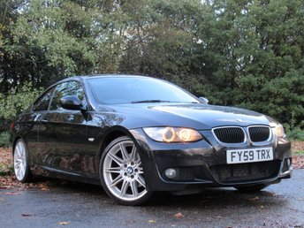 2010 BMW 3 SERIES 2.0 320D M SPORT HIGHLINE 2d AUTO 175 BHP £5790.00