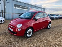 USED 2014 64 FIAT 500 1.2 COLOUR THERAPY 3d 69 BHP