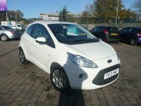 2013 FORD KA 1.2 EDGE 3d 69 BHP £SOLD