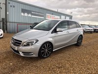 2012 MERCEDES-BENZ B CLASS 1.8 B200 CDI BLUEEFFICIENCY SPORT 5d AUTO 136 BHP £9990.00