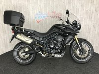 2013 TRIUMPH TIGER TIGER 800 LIGHTWEIGHT ADVENTURE STYLE LOW MILEAGE 2013 13  £5190.00