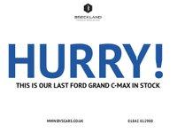 USED 2015 15 FORD GRAND C-MAX 1.6 ZETEC TDCI 5d 114 BHP