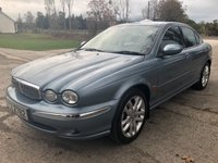 USED 2003 JAGUAR X-TYPE 2.1 V6 4d 157 BHP