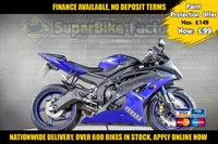 USED 2014 14 YAMAHA R6 600CC GOOD & BAD CREDIT ACCEPTED, OVER 500+ BIKES IN STOCK
