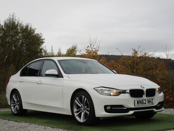 2012 BMW 3 SERIES 2.0 316D SPORT 4d 114 BHP £8850.00