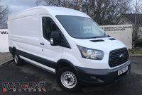 USED 2017 67 FORD TRANSIT 350 RWD 2.0 130BHP L3 H2 **70 VANS IN STOCK**