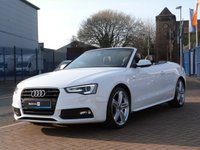 2014 AUDI A5 2.0 TDI S LINE SPECIAL EDITION 2d  £13495.00