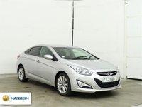2012 HYUNDAI I40 1.7 CRDI STYLE 4d AUTO 134 BHP £6495.00