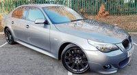 2008 BMW 5 SERIES 3.0 530D M SPORT 4d 232 BHP £8750.00