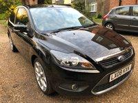 2008 FORD FOCUS 2.0 TITANIUM 3d AUTO 145 BHP £3395.00