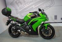 2015 KAWASAKI ER6F ABS  £4180.00