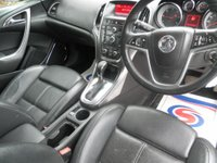 USED 2011 11 VAUXHALL ASTRA 2.0 ELITE CDTI 5d AUTO 157 BHP