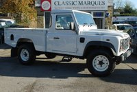 USED 2014 63 LAND ROVER DEFENDER 110 2.2 TD HIGH CAPACITY PICK UP 1d 122 BHP