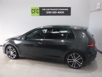 "USED 2015 15 VOLKSWAGEN GOLF 2.0 GTD 5d 181 BHP A FANTASTIC SPORTY CAR THEY ARE FAST AN ECONOMIC, ONE OWNER FULL SERVICE HISTORY, GLEAMING GRAY PAINTWORK, 18"" ALLOY WHEELS, PARKING SENSORS,. LEATHER CLAD FLAT BOTTOM STEERING WHEEL, , START-STOP, CARBON FIBRE INSERTS, CRUISE CONTROL, COLLISION CONTROL, TRACTION CONTROL, VW MEDIA WITH AUX AND USB POINT,  DUAL CLIMATE CONTROL, ELEC HEATED FOLDING MIRROS, BLUETOOTH - PHONE PREP CLIMATE CONTROL, AND MUCH MUCH MORE"