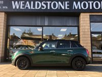 USED 2015 65 MINI HATCH COOPER 1.5 COOPER 5d AUTO 134 BHP