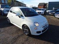 2013 FIAT 500 1.2 S 3d 69 BHP £4990.00
