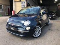 2009 FIAT 500 1.4 LOUNGE 3d 99 BHP £3997.00
