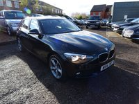 2014 BMW 1 SERIES 1.6 114D SE 5d 94 BHP £8990.00