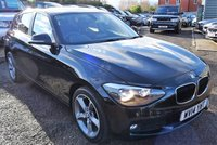 2014 BMW 1 SERIES 1.6 114D SE 5d 94 BHP £8765.00