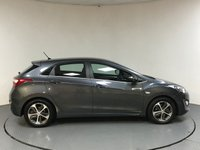 USED 2016 66 HYUNDAI I30 1.6 SE 5d AUTO 118 BHP SERVICE HISTORY - 1 OWNER - REAR SENSORS - BLUETOOTH - AIR CON - AUX / USB - CD - ELECTRIC WINDOWS