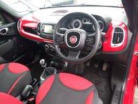 USED 2013 63 FIAT 500L 1.4 POP STAR 5d 95 BHP