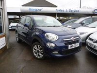 USED 2015 65 FIAT 500X 1.4 MULTIAIR POP STAR 5d 140 BHP NEED FINANCE? WE CAN HELP!