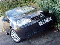 2008 VOLKSWAGEN GOLF 1.9 MATCH TDI 5d 103 BHP £3699.00