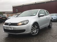 USED 2009 59 VOLKSWAGEN GOLF 2.0 TDI CR S 3dr **OVER 150 CARS ON SITE**