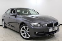 USED 2014 64 BMW 3 SERIES 2.0 318D SPORT 4DR 141 BHP Full Service History FULL BMW SERVICE HISTORY + BLUETOOTH + PARKING SENSOR + CRUISE CONTROL + CLIMATE CONTROL + MULTI FUNCTION WHEEL + 18 INCH ALLOY WHEELS