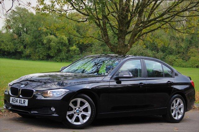 2014 14 BMW 3 SERIES 2.0 316D ES 4d 114 BHP