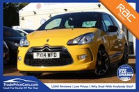 USED 2014 14 CITROEN DS3 1.6 E-HDI DSTYLE PLUS 3d 90 BHP
