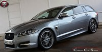 USED 2013 62 JAGUAR XF 3.0d V6 S PORTFOLIO SPORTBRAKE AUTO 275 BHP Finance? No deposit required and decision in minutes.