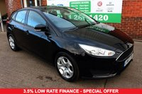 USED 2015 65 FORD FOCUS 1.5 STYLE TDCI 5d 118 BHP