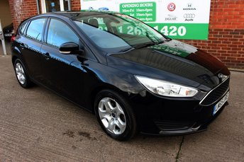 2015 FORD FOCUS 1.5 STYLE TDCI 5d 118 BHP £7999.00