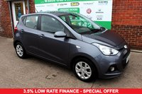 USED 2015 65 HYUNDAI I10 1.2 SE 5d 86 BHP +Just Serviced +LOW Mileage.