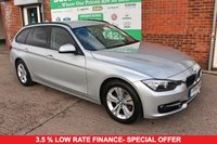 USED 2015 15 BMW 3 SERIES 2.0 318D SPORT TOURING 5d AUTO 141 BHP