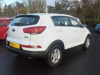 USED 2015 65 KIA SPORTAGE 1.7 CRDI 1 ISG 5d 114 BHP BALANCE OF MANUFACTURERS SEVEN YEAR WARRANTY