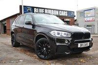 USED 2014 64 BMW X5 3.0 XDRIVE30D M SPORT 5d AUTO 255 BHP 7 SEATS 7 SEATS, PAN ROOF, MEGA SPEC