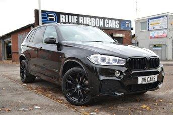 2014 BMW X5 3.0 XDRIVE30D M SPORT 5d AUTO 255 BHP 7 SEATS £31490.00