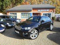 USED 2013 A BMW X6 3.0 XDRIVE40D 4d 302 BHP