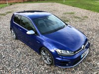 USED 2016 16 VOLKSWAGEN GOLF 2.0 R 3d 298 BHP