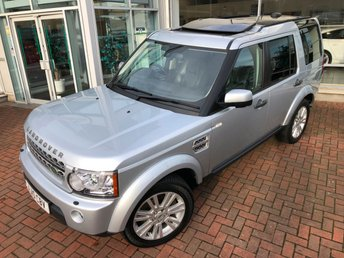 2010 LAND ROVER DISCOVERY 4 3.0 4 TDV6 HSE 5d AUTO 245 BHP
