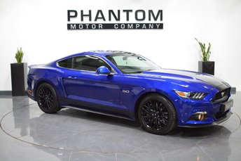 2016 FORD MUSTANG 5.0 GT 2d 410 BHP £29490.00
