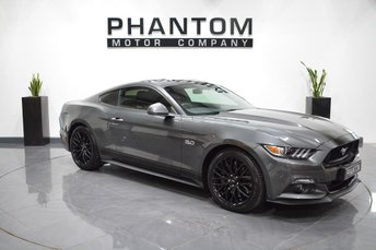 2016 FORD MUSTANG 5.0 GT 2d 410 BHP £30490.00