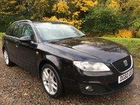 2010 SEAT EXEO 2.0 SE CR TDI 5d 141 BHP £5975.00