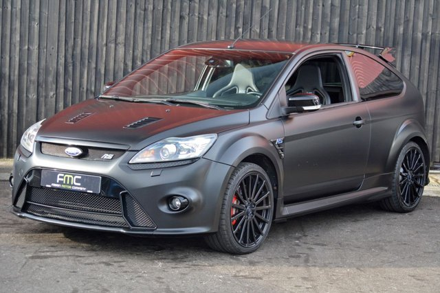 2010 60 FORD FOCUS 2.5 RS500 3d 345 BHP