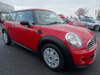 2012 MINI HATCH ONE 1.6 ONE 3d AUTO 98 BHP £8495.00