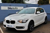 2013 BMW 116 i SPORT 5d  £10740.00