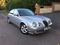 USED 2000 JAGUAR S-TYPE 3.0 SE V6 4d AUTO 240 BHP PX TO CLEAR PLEASE CALL TO VIEW